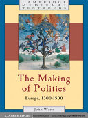The Making of Polities
