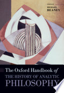 The Oxford Handbook of The History of Analytic Philosophy Book