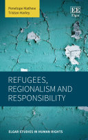 Pdf Refugees, Regionalism and Responsibility Telecharger
