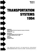 Transportation Systems, 1994