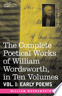 """The Complete Poetical Works of William Wordsworth"" by William Wordsworth"