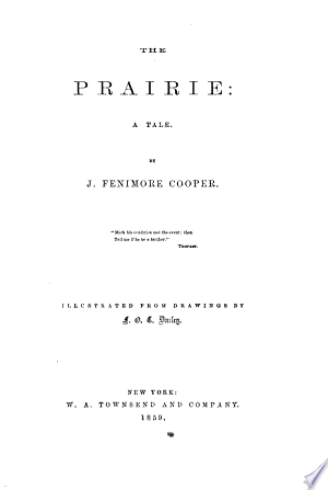 Download The Prairie Free Books - Book Dictionary