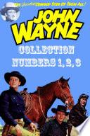 John Wayne Adventure Comics Collection  Numbers 1  2  3