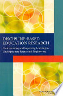 Discipline Based Education Research