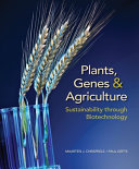Plants  Genes  and Agriculture Book