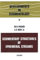 Pdf Sedimentary structures of ephemeral streams