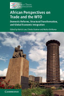 African Perspectives on Trade and the WTO