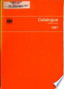ISO Catalogue