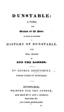 Dunstable: a poem; and Graves of the poor [a poem]. To which is subjoined a History of Dunstable; with some account of Dun the Robber
