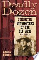 Deadly Dozen Book