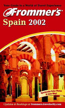 Frommer s Spain 2002 Book PDF