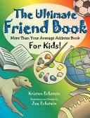 The Ultimate Friend Book