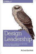 Design Leadership Pdf/ePub eBook