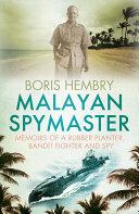 Malayan Spymaster
