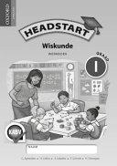 Books - Headstart Wiskunde Graad 1 Werkboek | ISBN 9780199043750
