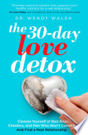 The 30 Day Love Detox Book