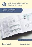Definición y diseño de productos editoriales. ARGN0210