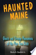 Haunted Maine Book PDF