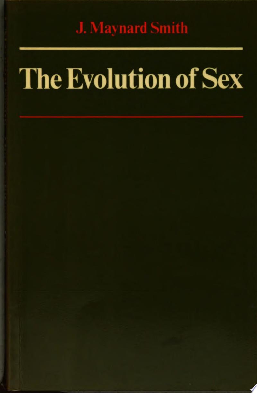 The Evolution of Sex banner backdrop
