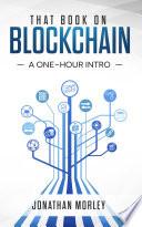 That Book on Blockchain