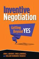Inventive Negotiation