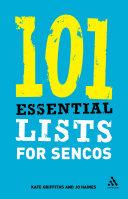 101 Essential Lists for SENCOs