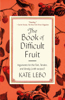 The Book of Difficult Fruit [Pdf/ePub] eBook