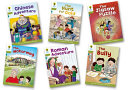 Books - Biff, Chip and Kipper � More Stories A Level 7 Mixed Pack of 6 | ISBN 9780198483137