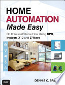 Home Automation Made Easy Book PDF