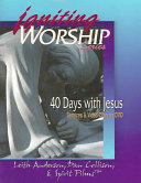 40 Days with Jesus Services and Video Clips on Dvd Book