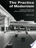 The Practice of Modernism