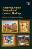 Handbook on the Economics of Cultural Heritage Book