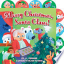 Merry Christmas  Santa Claus  Book