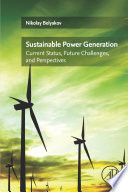 Sustainable Power Generation Book