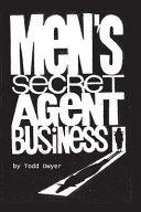 Men s Secret Agent Business