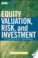 Equity Valuation  Risk  and Investment
