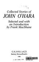 Collected Stories of John O Hara