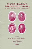 Northern Humanism in European Context  1469 1625