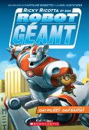 Ricky Ricotta et Son Robot Géant ebook