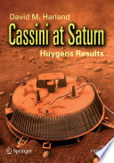 Cassini At Saturn Book PDF