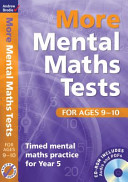 More Mental Maths Tests for Ages 9 10