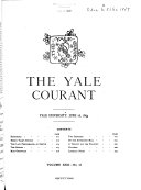 The Yale Courant