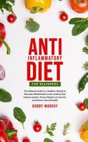 Anti-Inflammatory Diet for Beginners Pdf/ePub eBook
