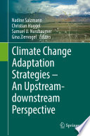 Book Cover: Climate Change Adaptation Strategies