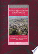 Carboniferous and Permian Igneous Rocks of Great Britain, North of the Variscan Front