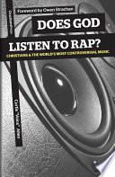Does God Listen to Rap?