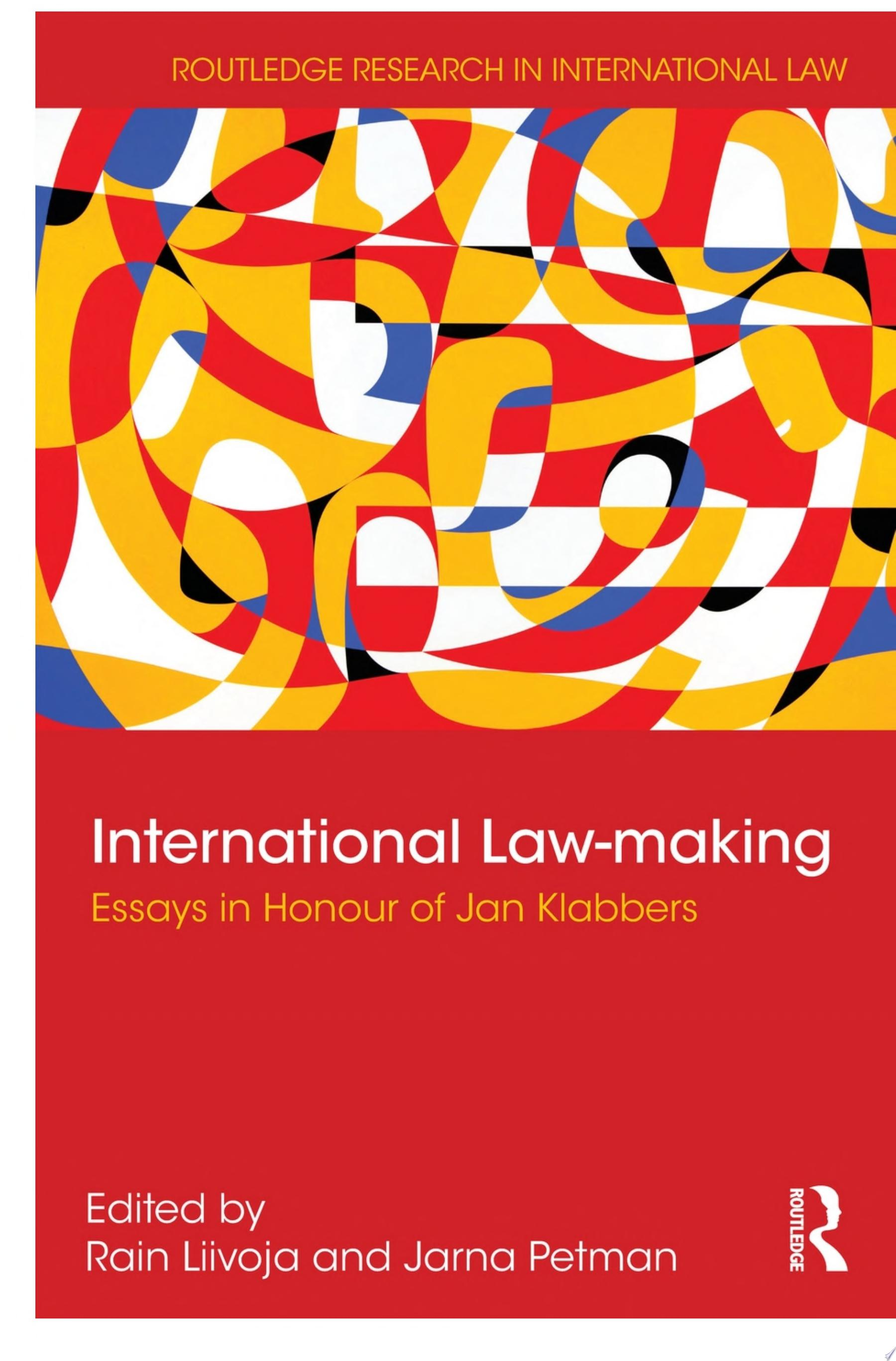 International Law making
