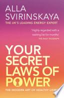 Your Secret Laws Of Power