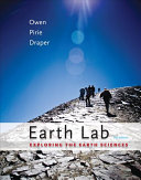 Earth Lab  Exploring the Earth Sciences Book