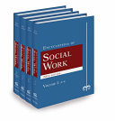 The Encyclopedia Of Social Work